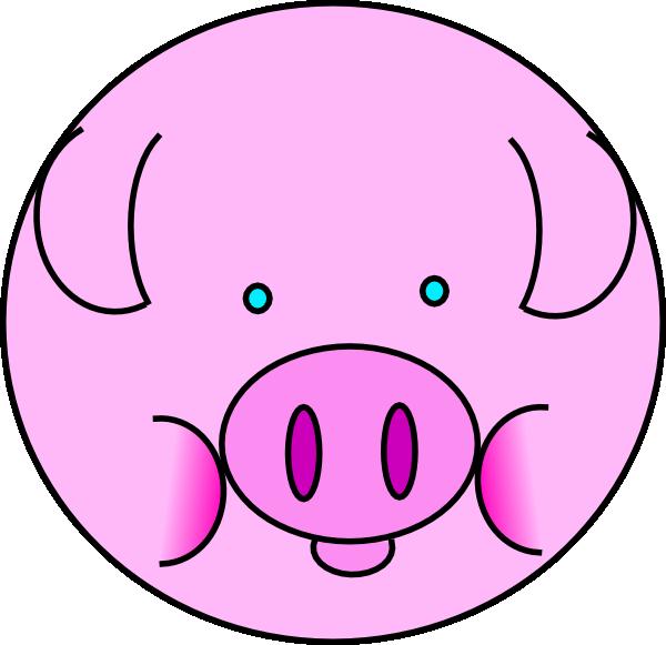 clip art piglet. Pig clip art