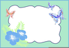 Clipart Butterfly Template Image