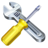 Wrench Screwdriver Image