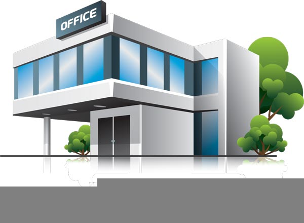 Office Building Clipart Black And White | Free Images at ...