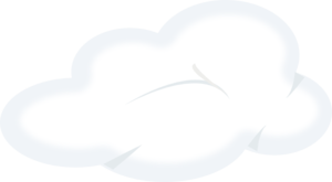 Big Cloud Clip Art