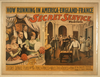 Secret Service By Wm. Gillette. Image