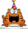 Happy Birthday Hat Clipart Image