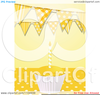 Bunting Flags Clipart Image