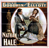 Mr. N.c. Goodwin And Miss Maxine Elliott In Nathan Hale By Clyde Fitch. Image