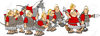 Ancient Roman Soldiers Clipart Image
