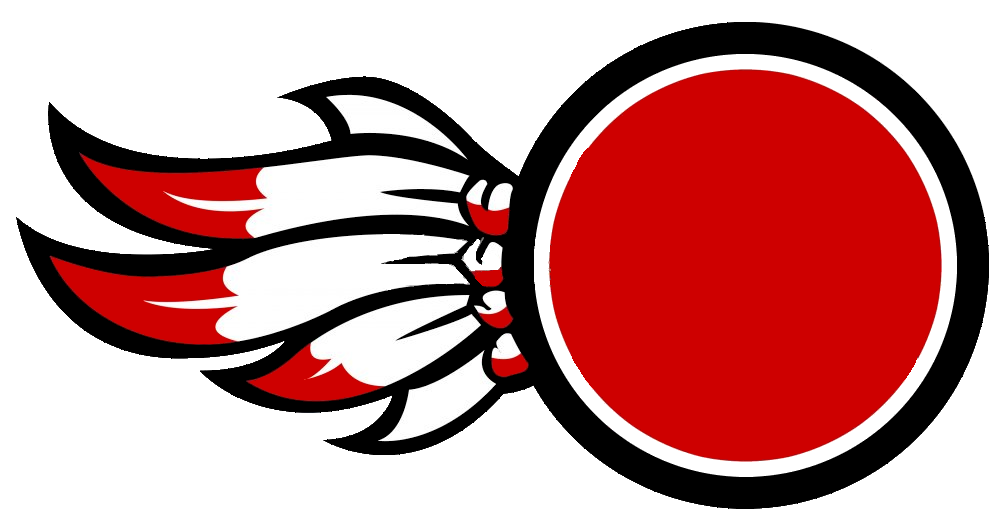 indians logo cut free images at clker com vector clip art online  royalty free   public domain indian chief cartoon clipart native american indian chief clipart free