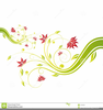 Free Clipart Beautiful Flowers Image