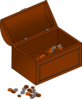 Treasure Chest Clip Art