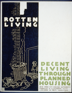 Rotten Living Decent Living Through Planned Housing. Image