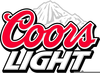 Coors Light Can Clipart Image