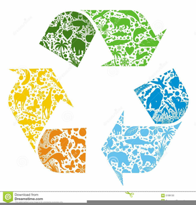 Recycling Logo Clipart Image