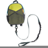 Butterfly Backpack Reins Image