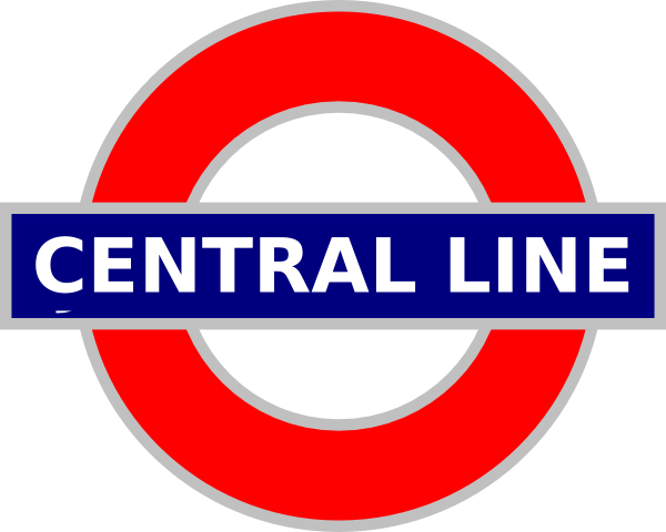 central line clip art at clkercom vector clip art