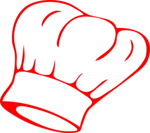 Red Hat Chef Clip Art