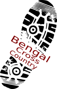Bengal Cross Country Clip Art