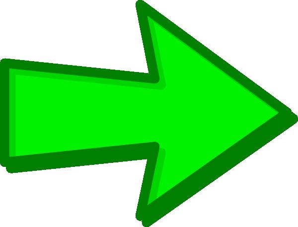 Green Arrow Green Clip Art at Clker.com - vector clip art ...