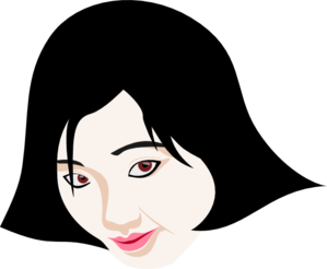 Japanese Woman Clip Art