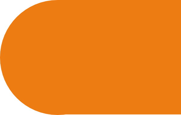 Rounded Rectangle Orange Clip Art at Clker.com - vector ...