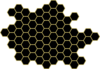Honey Comb Clip Art