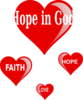 Hope In God Clip Art