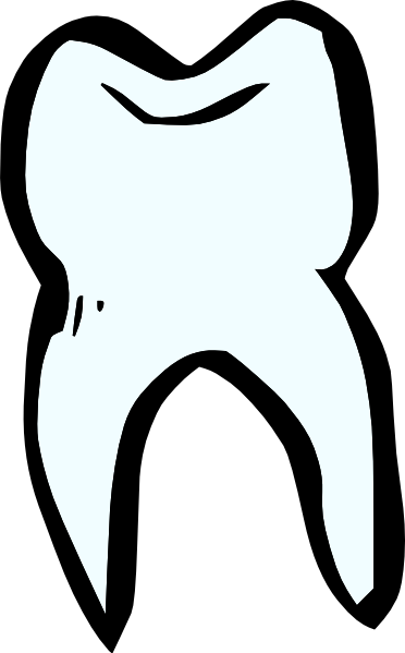 clipart picture of a tooth - photo #3