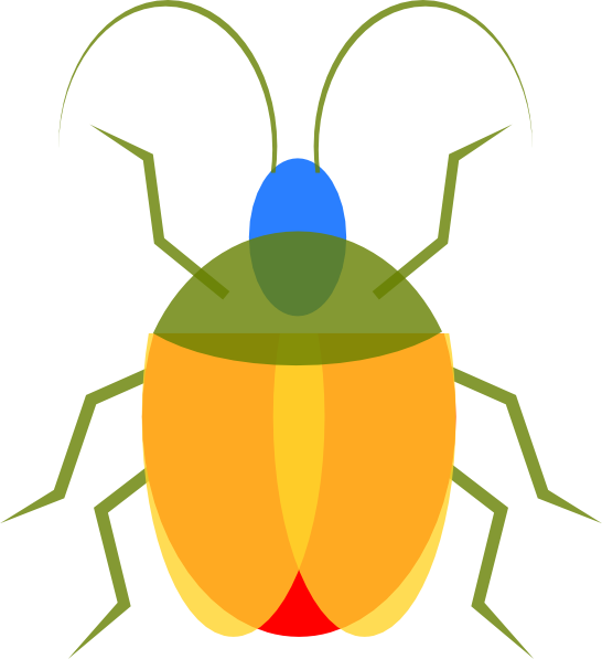 Free Clip Art Insects. Insect clip art