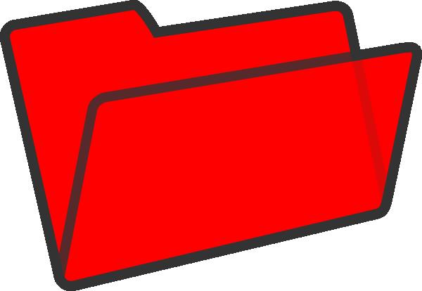 free clipart folder icon - photo #12