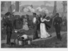 The American Centennial Festival Exhibition: Scene In Fairmount Park, Philadelphia--negro Militia After Drill Clip Art