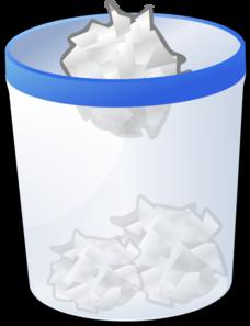 Dustbin Clip Art at Clker.com - vector clip art online ...