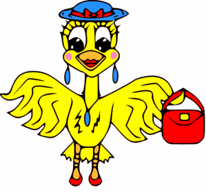 Canary Bird Clip Art