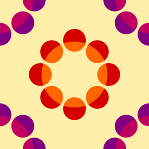 Circles Wallpaper Clip Art