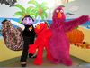 Free Sesame Place Clipart Image