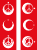 Turkish Peace Clip Art