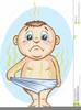 Dirty Diaper Clipart Image