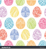 Clipart Images Of Easter Eggs Image