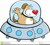 Clipart Alien Spaceships Image