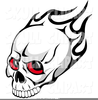 Skull And Swords Clipart Image