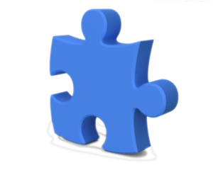Jigsaw Puzzle Piece Image