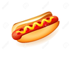 Chili Dogs Clipart Image