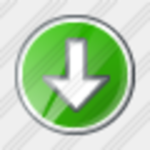 Icon Button Arrow Down 1 Image