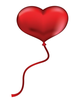 Valentines Day Hearts Clipart Image