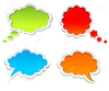 Speech Bubble Clipart Image
