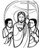 Sixth Sunday In Ordinary Time Clipart Image