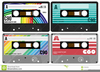 Cassette Tape Clipart Free Image