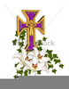 Free Clipart Of Easter Cross Image