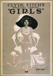 Clyde Fitch S Greatest Comedy,  Girls  Image