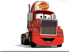 Disney Cars Movie Clipart Image