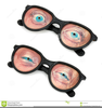 Clipart Funny Eye Glasses Image