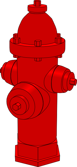 Clip Art Fire Hydrant Clip Art fire hydrant clip art at clker com vector online download this image as